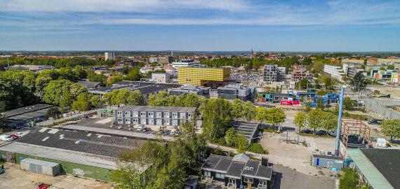 Musicon - en kreativ bydel i Roskilde